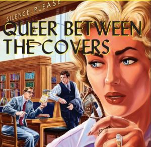 Queer Between the Covers exhibition log